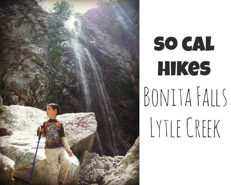Bonita Falls Lytle Creek