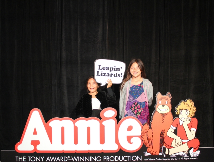 Annie at Segerstrom Center for the Arts