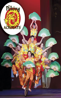 The Peking Acrobats at the La Mirada Theatre