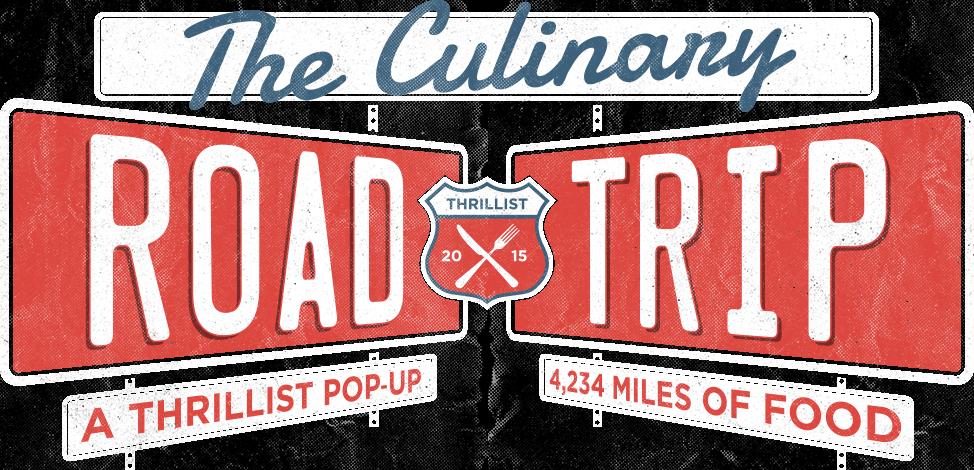 Thrillist's Culinary Road Trip