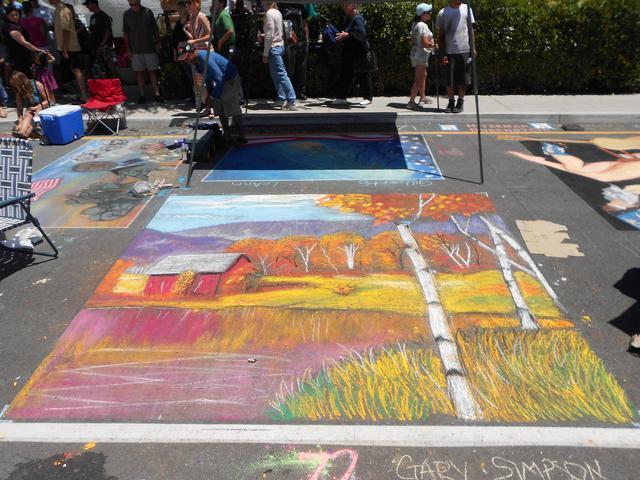 Temecula Street Painting D=Festival
