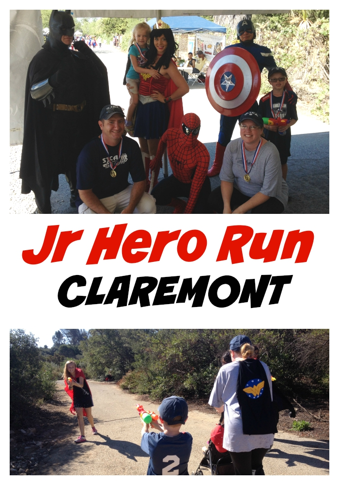 Jr Hero Run Claremont