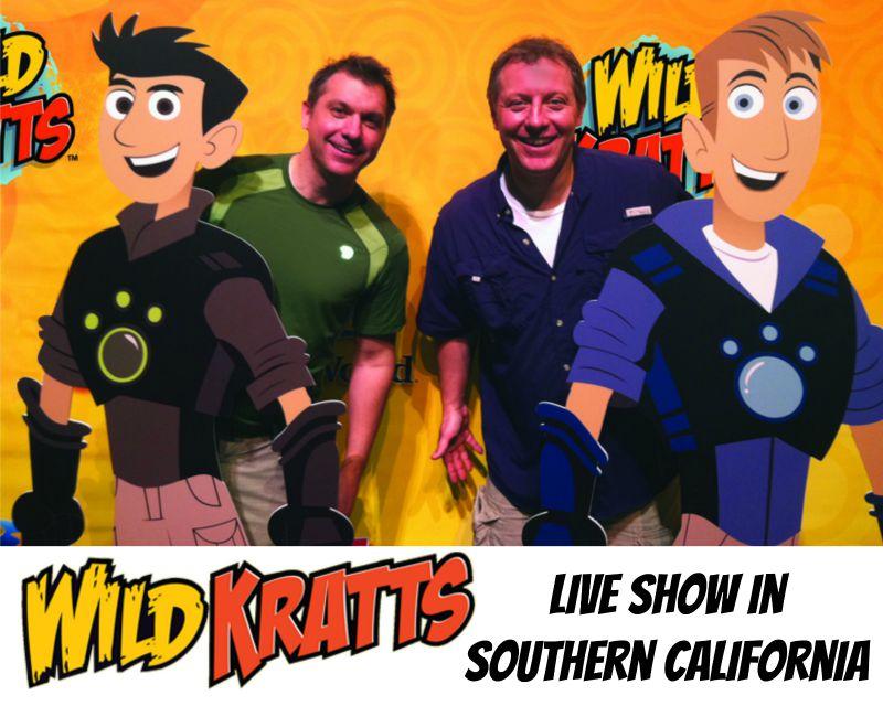 Wild Kratts Live in San Diego