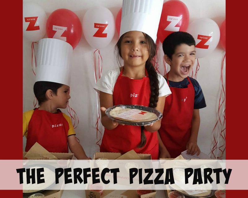 z pizza party glendora