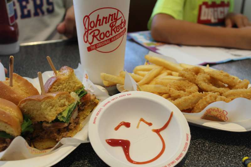 Johnny Rockets Burgers