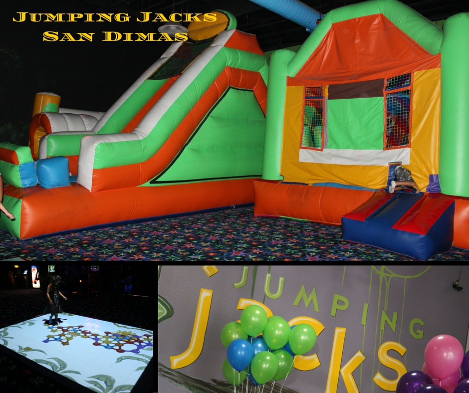 Jumping Jacks San Dimas