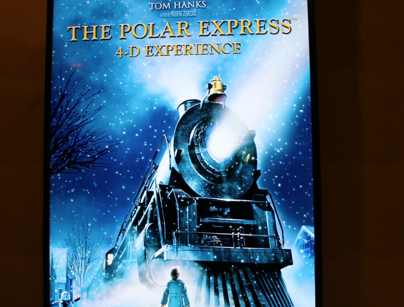 Polar Express at Queen Mary Chill