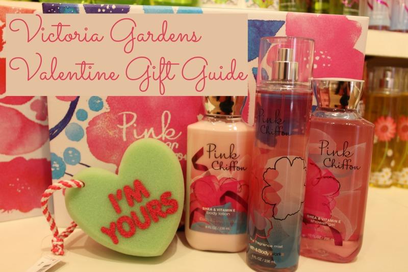 Victoria Gardens Valentine Gift