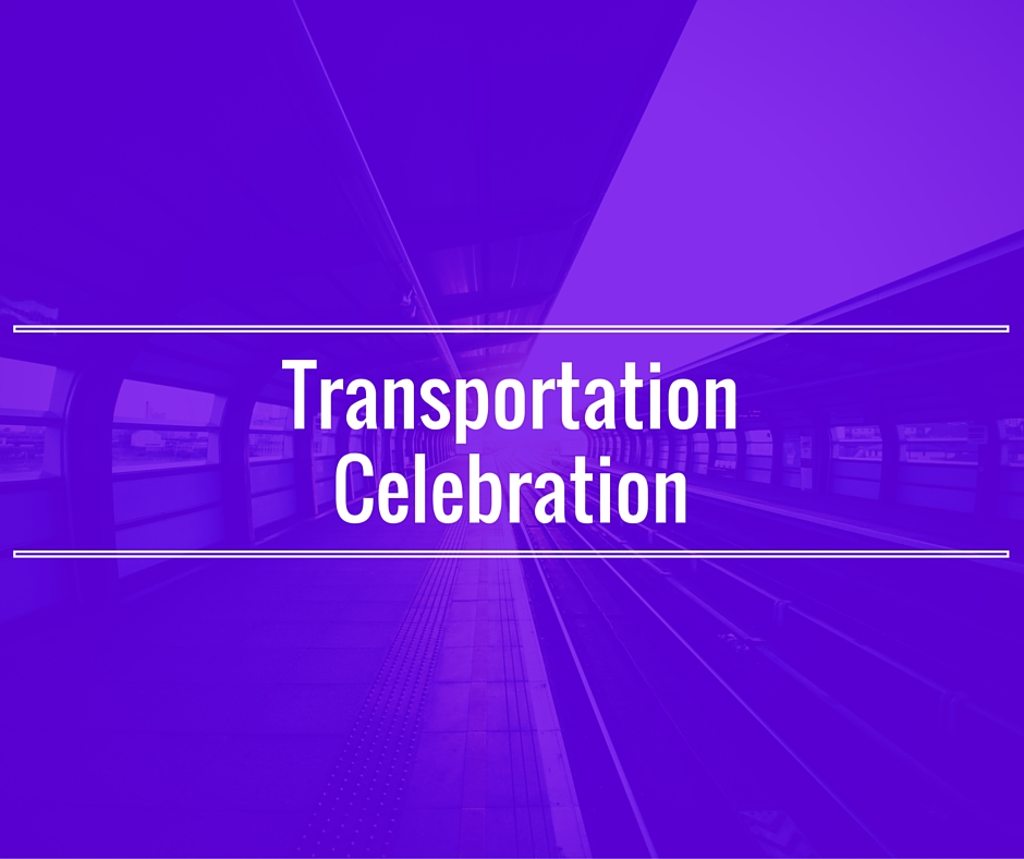 Trains, Planes, & Automobiles Transportation Celebration in Fullerton