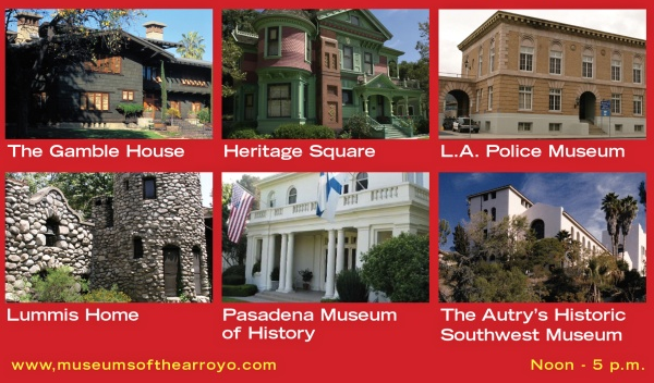 Museums of the Arroyo (MOTA) Day