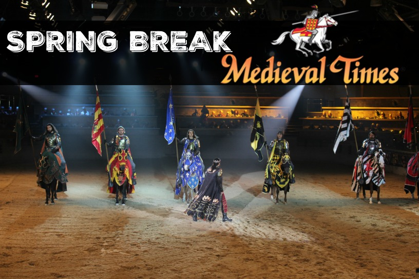 Medieval Times Spring Break Deal