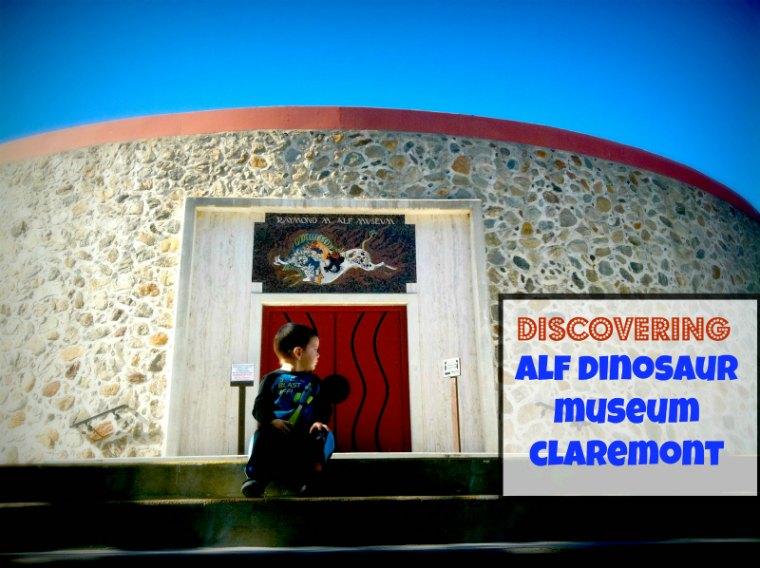 Dinosaur Museum in Claremont