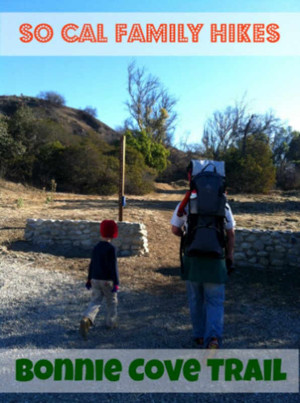 Go hiking with the family on the Bonnie Cove Trail in Glendora