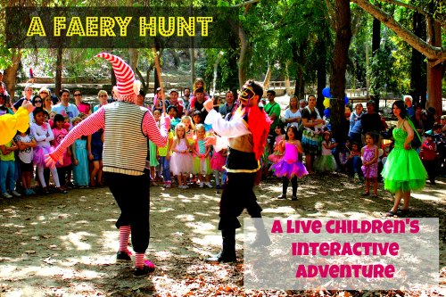 A Faery Hunt Los Angeles