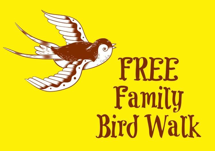 FREE Family Bird Walk Rancho Santa Ana Botanical Gardens