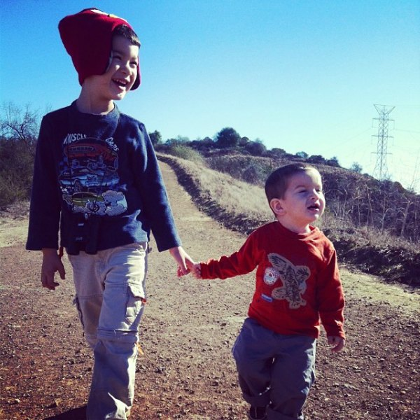 Kids Hiking SoCal