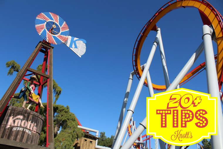 Tips for Knotts Berry Farm