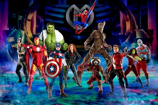MARVEL LIVE - Southern California Tour