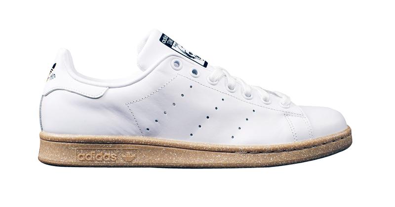 fffcfee6c71d Adidas Originals Stan Smith White Gum Sole