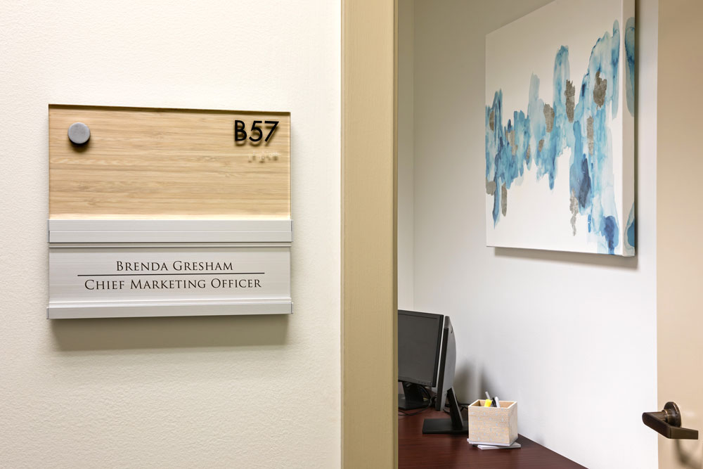 FEATURING:  Imago   Interior Sign System for Designers   Learn more