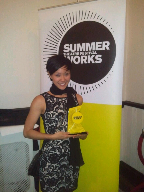 Summerworks 2012 RBC Arts Professional Award