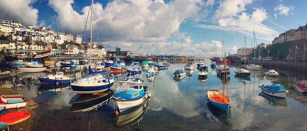 Brixham Harbour - iPhone 5s