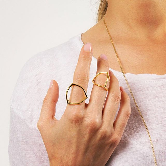 Those rings! 😍 ⠀ Featuring our Hard Candy collection!⠀ .⠀ .⠀ .⠀ .⠀ .⠀ #XrJewelry #jewelry #hardcandy #collection #fashionjewelry #style #trend #fashion #instastyle #instafashion #instagood #instashop #geometric #uniquejewelry #ootd #fashionbloggers #stylebloggers #love #sustainablefashion #leadfree #nickelfree #madeinNYC