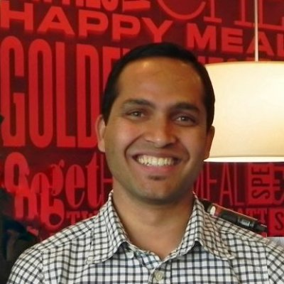 Deependra Paudel - McDonald's Presenter - 2016
