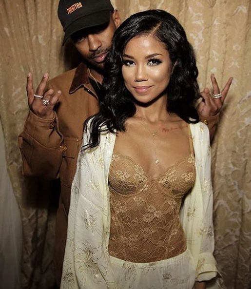 Jhene Aiko x Big Sean
