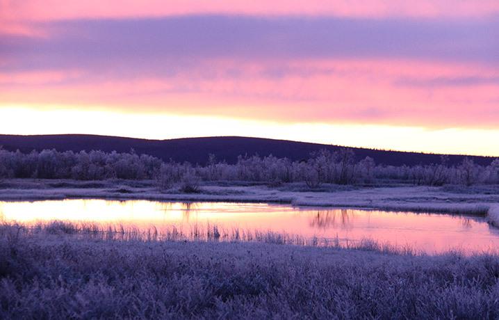 Sápmi.  Sápmi omfattar de norra delarna av Sverige, Norge, Finland och Kolahalvön i Ryssland.   sv.wikipedia.org/wiki/Sápmi    Foto:  Samiskt Informationscentrum