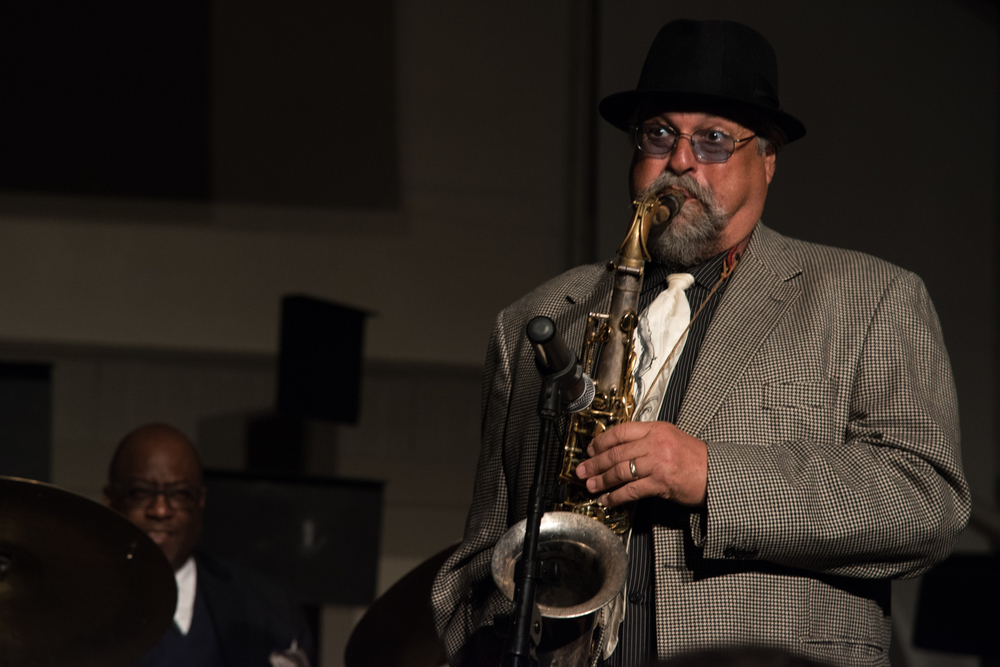 Joe Lovano and Carl Allen