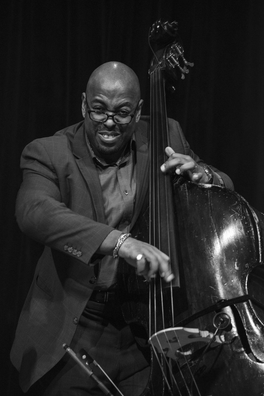 Christian McBride, New York 2016