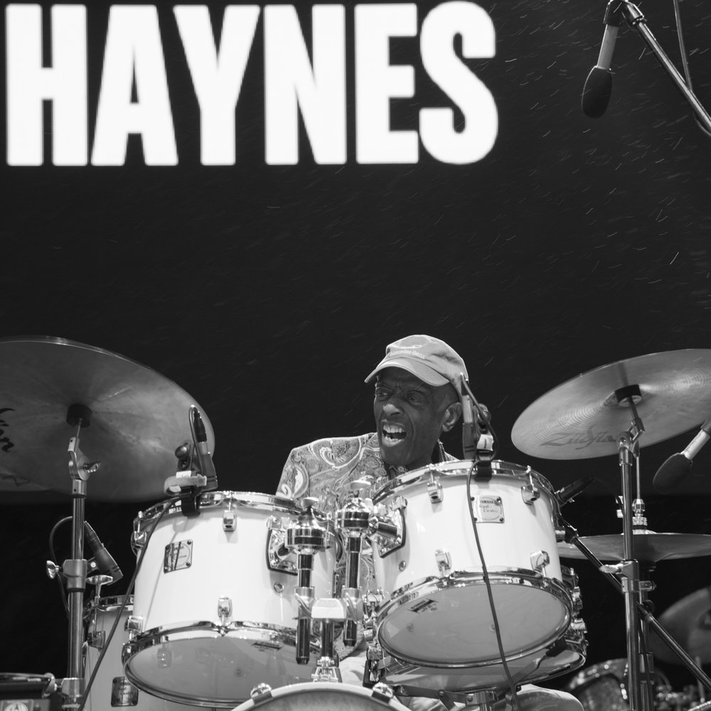 Roy Haynes, New York 2016