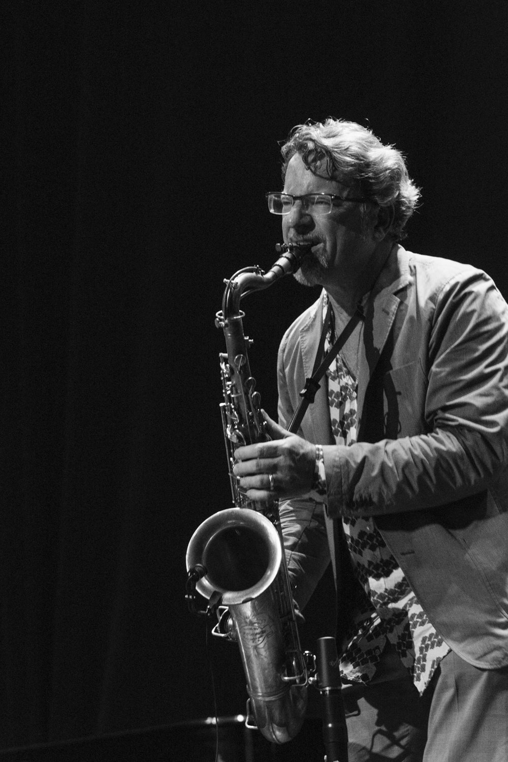 Jeff Lederer, Azores 2017