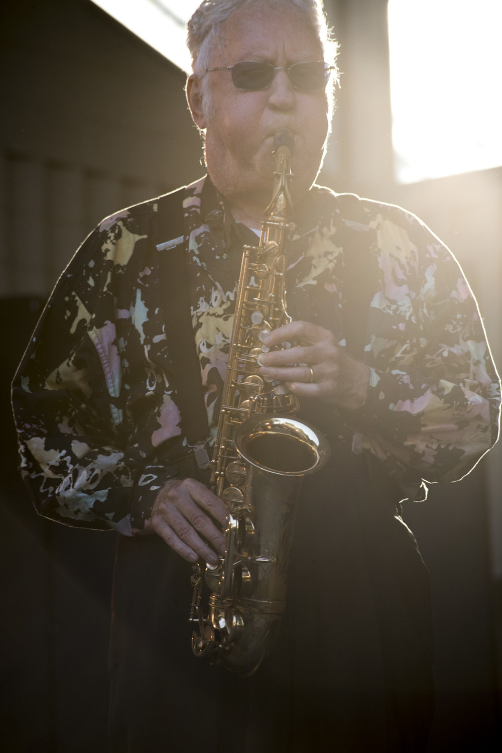 Lee Konitz, New York 2017