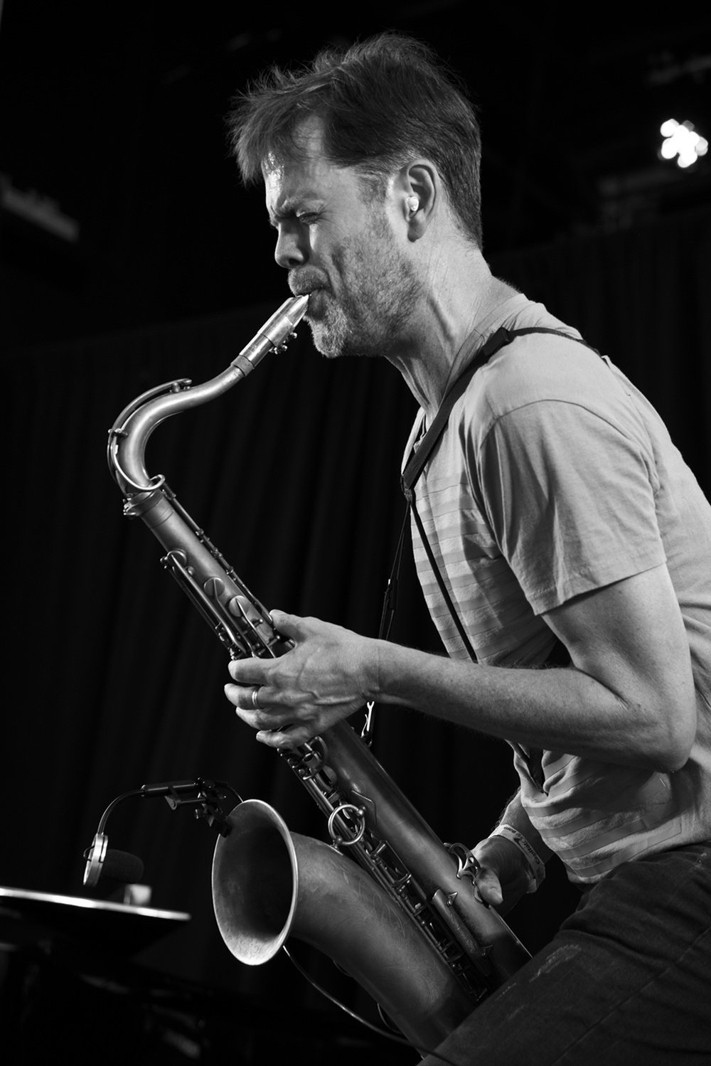 Donny McCaslin, New York 2016