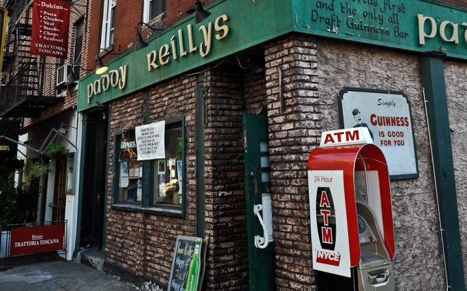 Paddy Reilly's, New York © Jazz Guy | Flickr