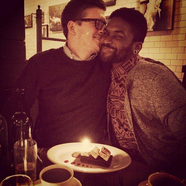 Jeffrey + Brian #KissProudly