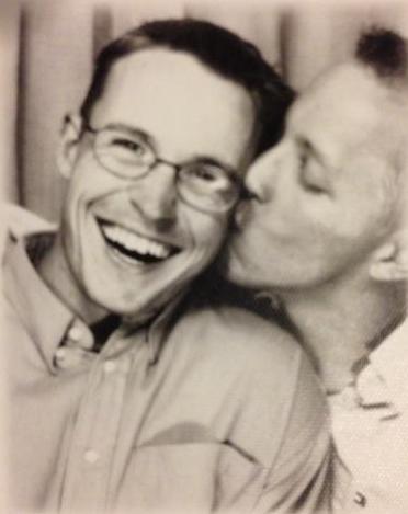 Trevor + Daniel #KissProudly