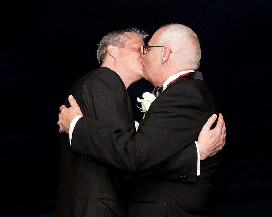 Jack + Billy #KissProudly