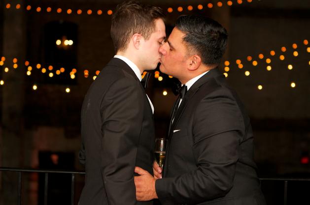 Jason + Jim #KissProudly