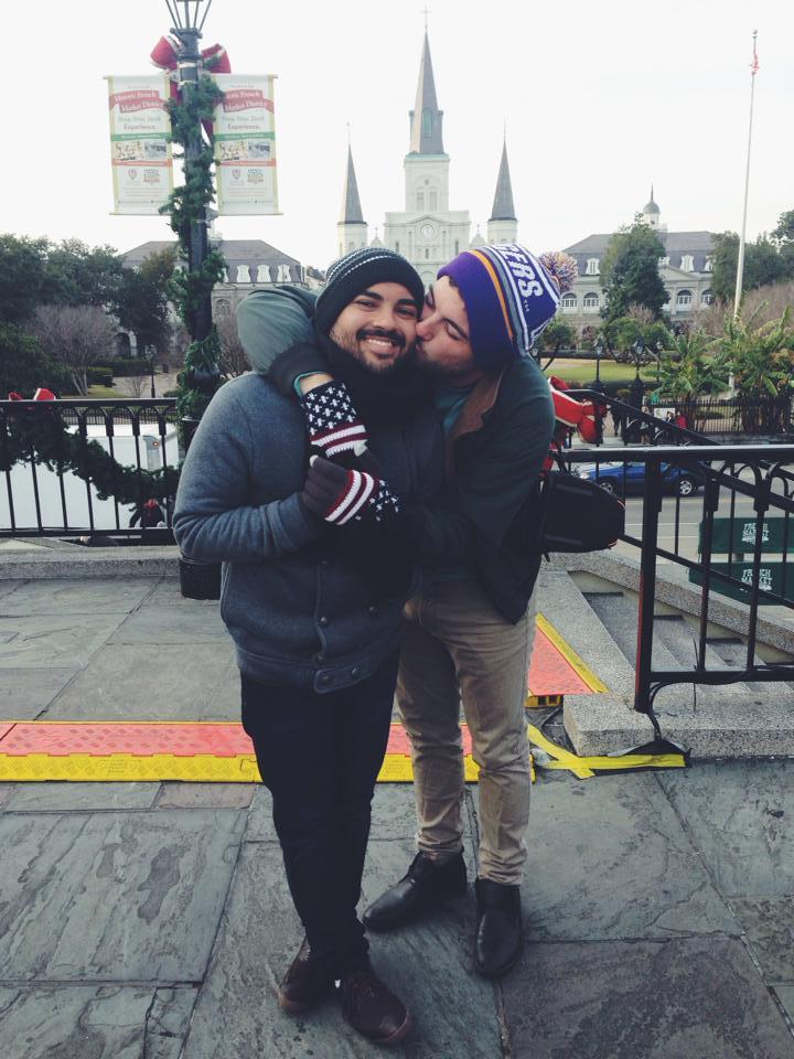 Danny + Michael #KissProudly