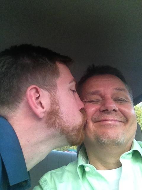 Jeff + Ryan #KissProudly