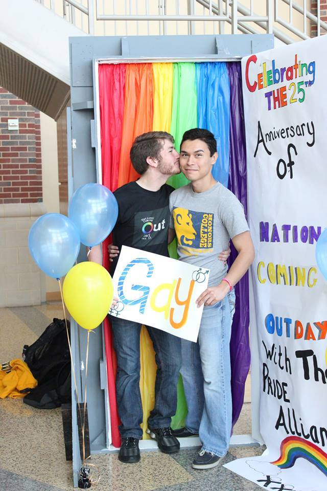 Jeremy + Shane #KissProudly