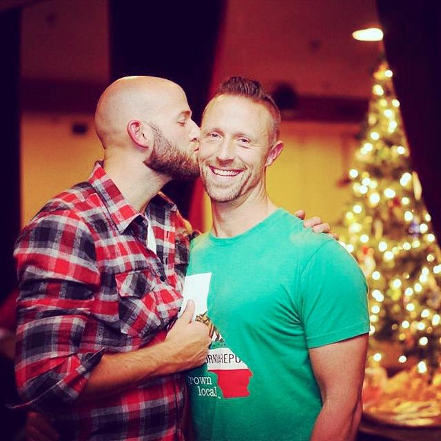 Bryan + RC #KissProudly