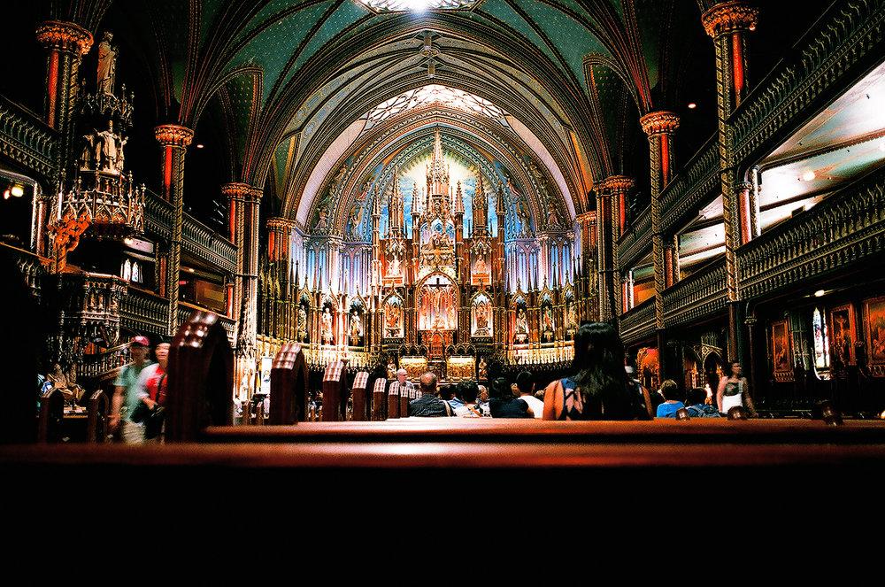 Notre-Dame Basilica #1