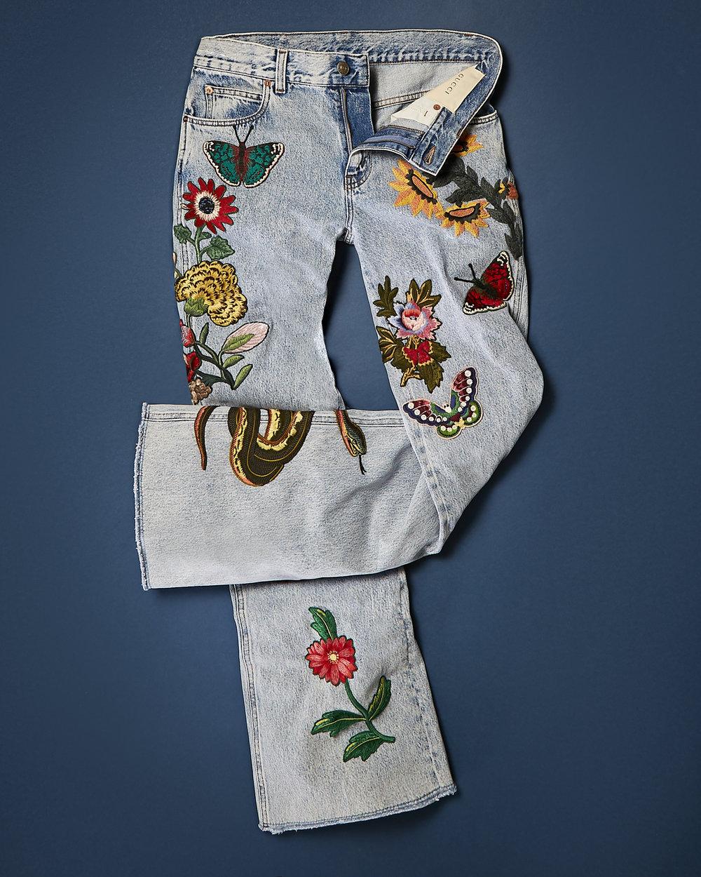Gucci Jeans #1