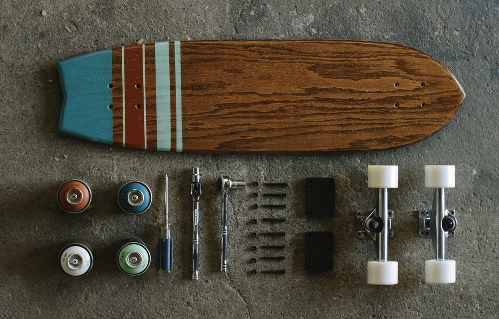Mitchell was asked to join a team of Nashville designers to rebrand a skateboard company called, Salemtown Board Co. While working on this project, Jeremy Mitchell (Mitchell Bat Co. owner) was inspired to start his baseball bat company. STBco's mission is mentor and train inner city kids. Mitchell also took this mission on by giving a portion of the proceeds from each bat sold to Major League Baseball's charity called RBI. Their goal is to revive baseball in inner cities.