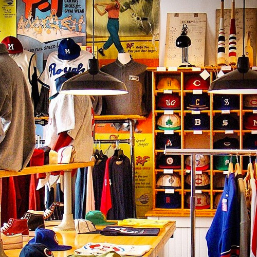 Ebbets Field Flannels - Seattle