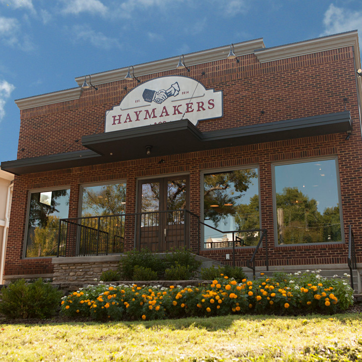 Haymakers & Co. 3307 West End Avenue, Nashville, TN 37203 615.810.9442